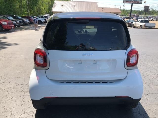 used 2016 smart ForTwo car, priced at $10,900