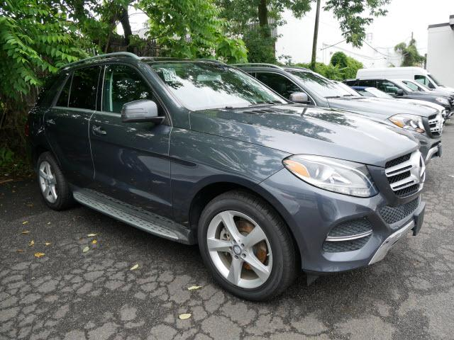 used 2016 Mercedes-Benz GLE-Class car, priced at $33,390