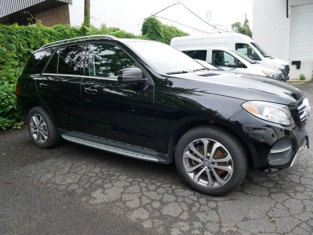 used 2016 Mercedes-Benz GLE-Class car, priced at $34,390