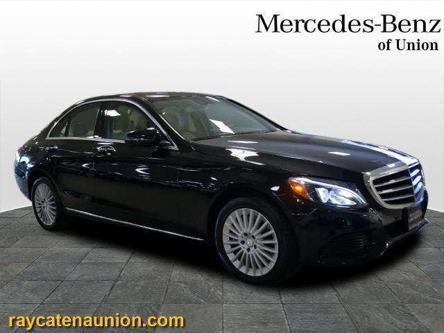 used 2017 Mercedes-Benz C-Class car, priced at $30,490