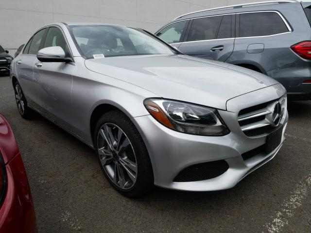 used 2018 Mercedes-Benz C-Class car, priced at $33,495