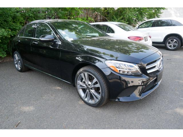 used 2019 Mercedes-Benz C-Class car, priced at $39,495