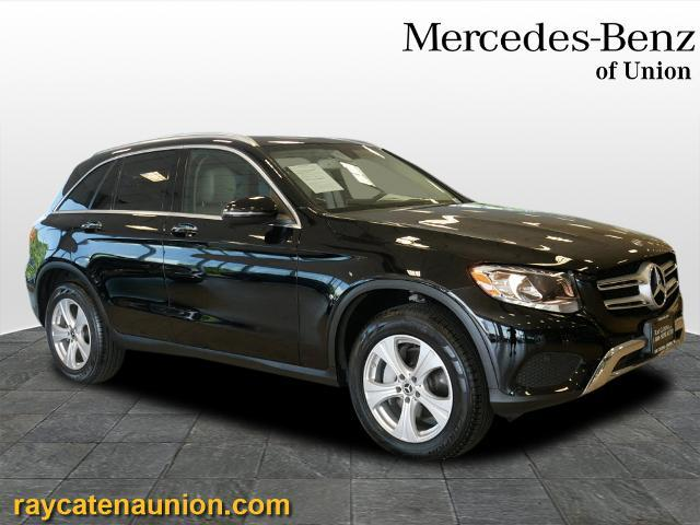 used 2018 Mercedes-Benz GLC 300 car, priced at $37,995