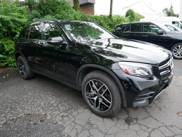 used 2018 Mercedes-Benz GLC 300 car, priced at $37,790