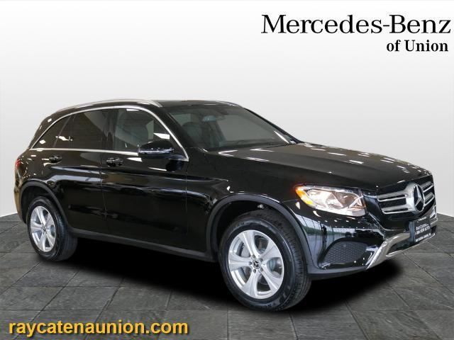 used 2018 Mercedes-Benz GLC 300 car, priced at $36,490