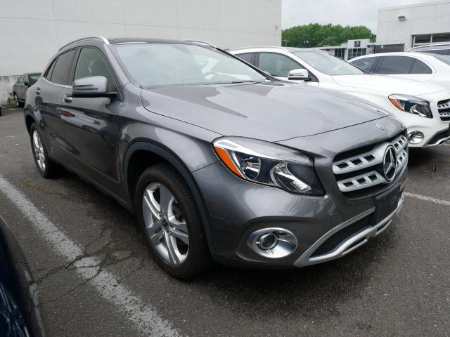 used 2018 Mercedes-Benz GLA 250 car, priced at $30,995