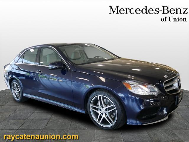 used 2015 Mercedes-Benz E-Class car, priced at $29,995