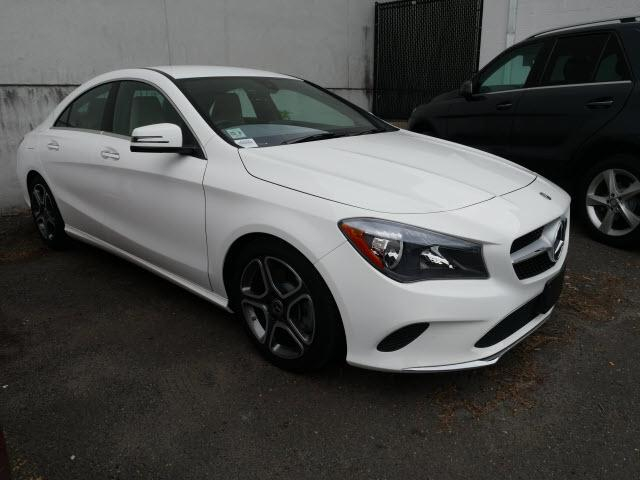 used 2018 Mercedes-Benz CLA 250 car, priced at $31,495