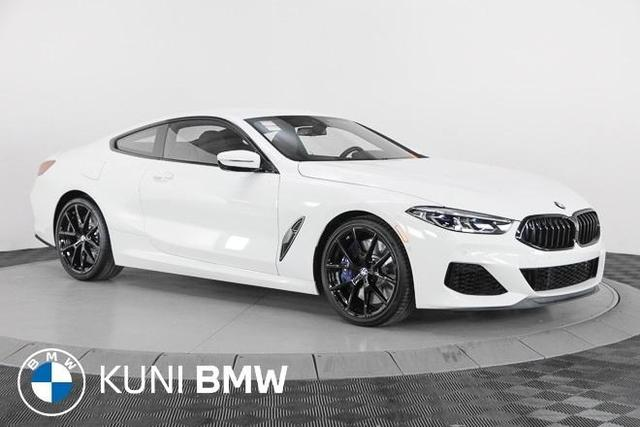 new 2021 BMW M850 car, priced at $119,295