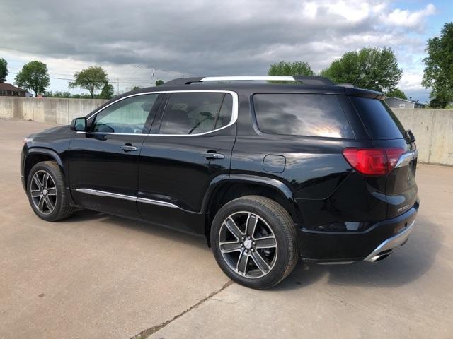 used 2018 GMC Acadia car, priced at $39,500