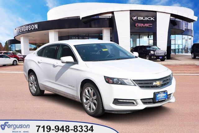 used 2019 Chevrolet Impala car, priced at $19,351