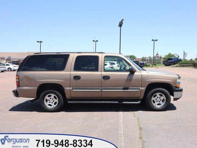 used 2004 Chevrolet Suburban car, priced at $7,486