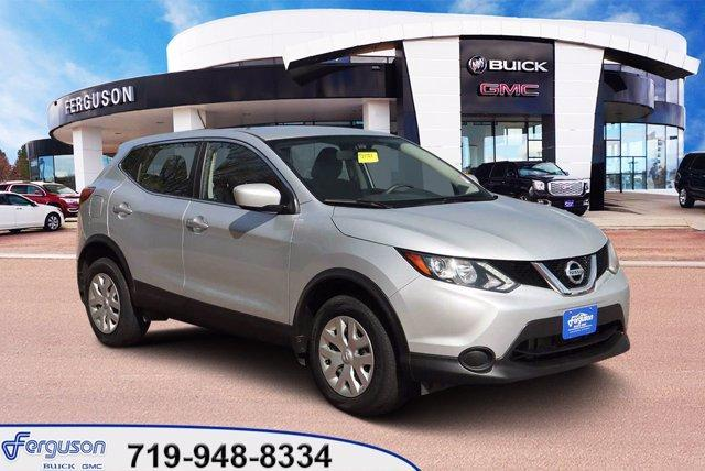 used 2018 Nissan Rogue Sport car, priced at $21,395
