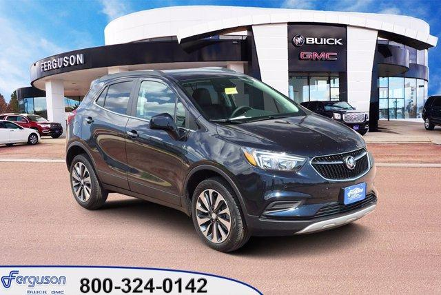 new 2021 Buick Encore car, priced at $28,819
