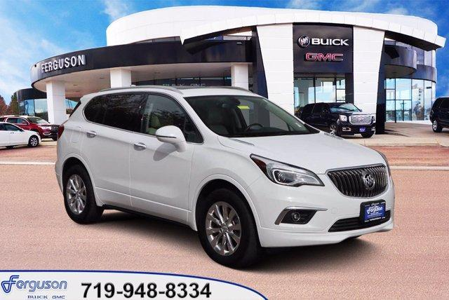 used 2017 Buick Envision car, priced at $26,908