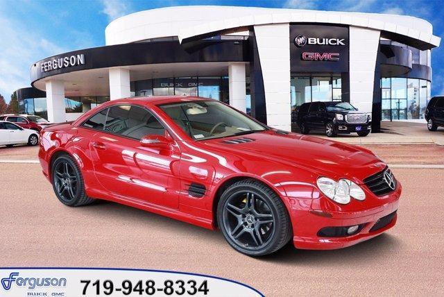 used 2006 Mercedes-Benz SL-Class car, priced at $29,730