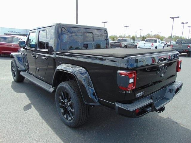 new 2021 Jeep Gladiator car, priced at $55,200
