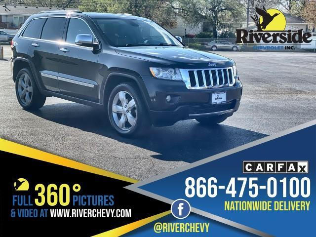 used 2013 Jeep Grand Cherokee car, priced at $15,999