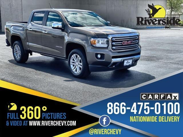 used 2017 GMC Canyon car, priced at $33,999