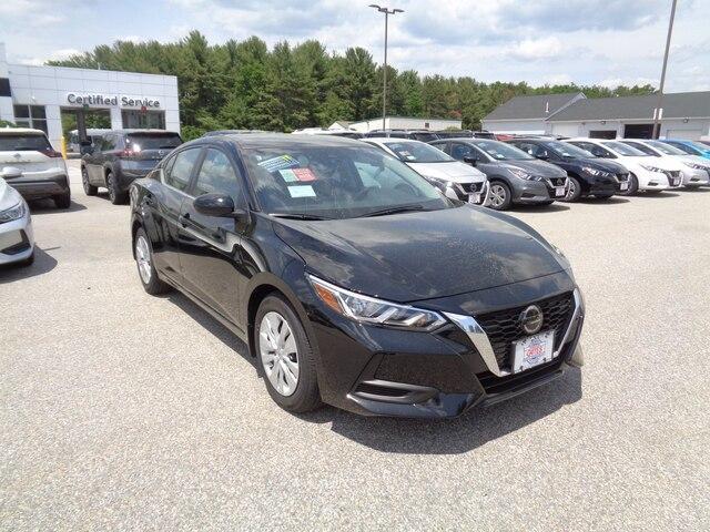 new 2021 Nissan Sentra car, priced at $21,245