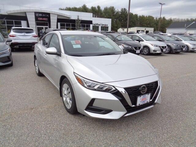 new 2021 Nissan Sentra car, priced at $20,825