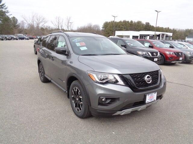 new 2020 Nissan Pathfinder car, priced at $39,230