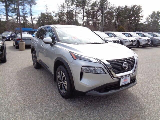 new 2021 Nissan Rogue car, priced at $30,625
