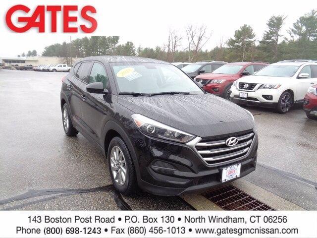 used 2018 Hyundai Tucson car, priced at $19,999