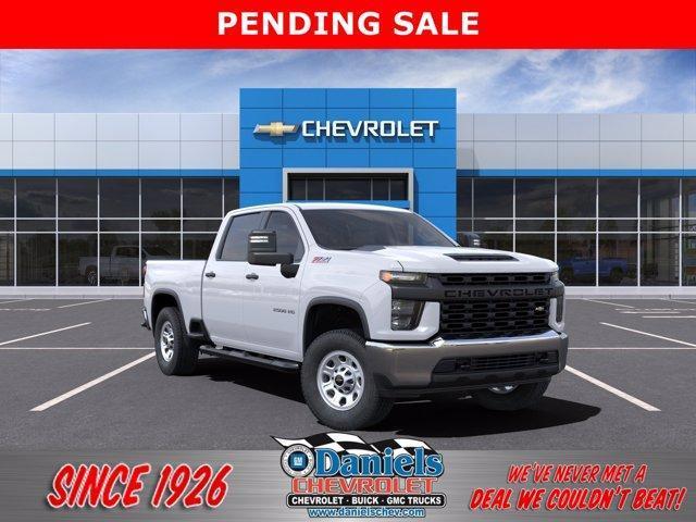 new 2021 Chevrolet Silverado 2500 car, priced at $48,495