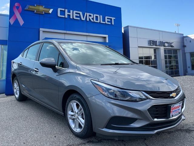 used 2018 Chevrolet Cruze car, priced at $16,495