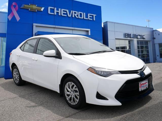 used 2019 Toyota Corolla car, priced at $18,495