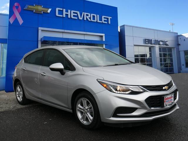 used 2018 Chevrolet Cruze car, priced at $16,995