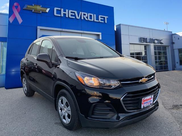 used 2018 Chevrolet Trax car, priced at $15,488