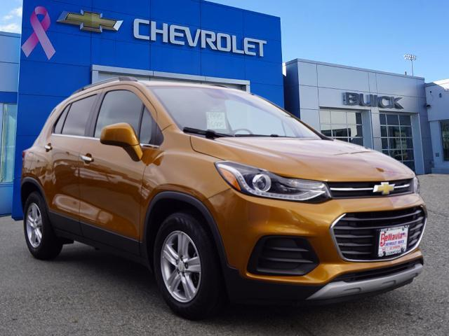 used 2017 Chevrolet Trax car, priced at $15,495