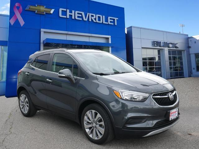 used 2018 Buick Encore car, priced at $17,495