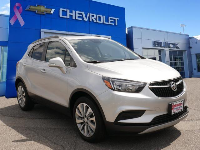 used 2018 Buick Encore car, priced at $17,995