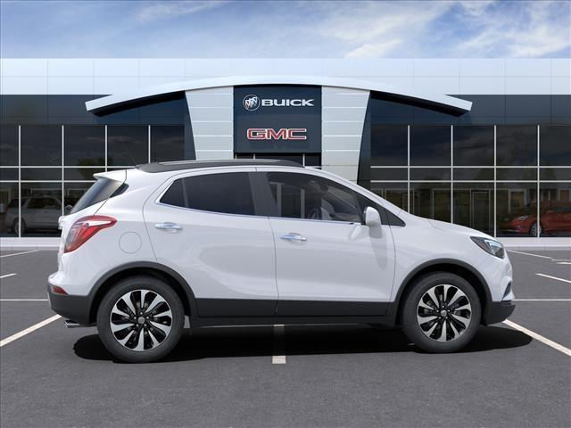 new 2021 Buick Encore car, priced at $27,085