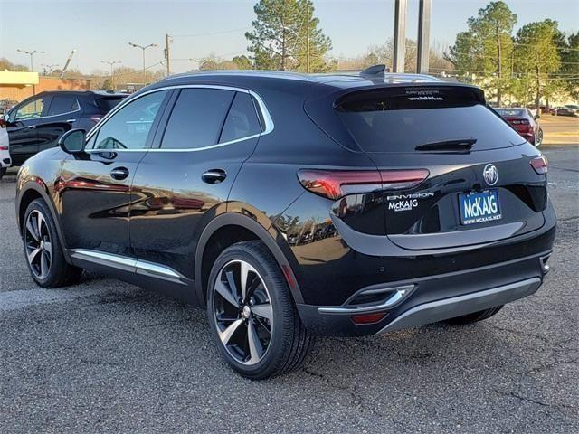 new 2021 Buick Envision car