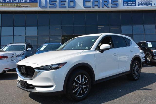 used 2018 Mazda CX-5 car, priced at $24,995