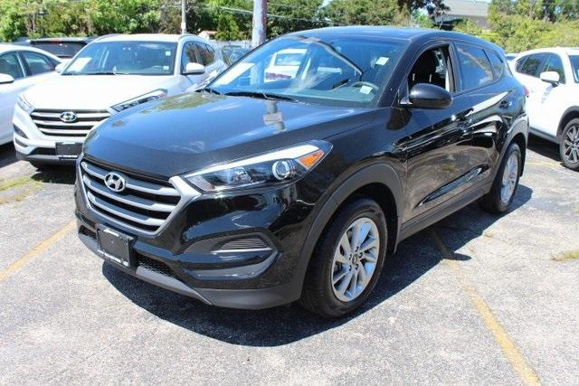 used 2018 Hyundai Tucson car, priced at $17,000