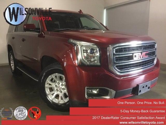 used 2016 GMC Yukon car, priced at $42,521