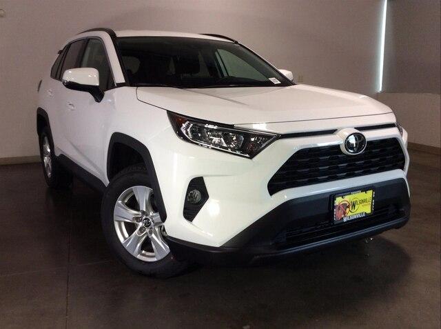 new 2021 Toyota RAV4 car, priced at $30,733