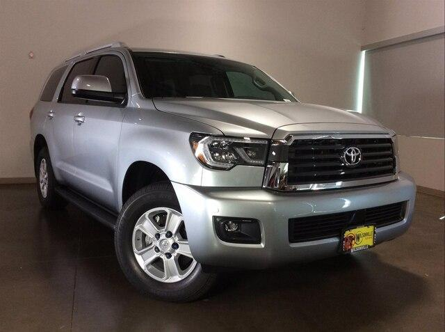 new 2021 Toyota Sequoia car, priced at $59,688