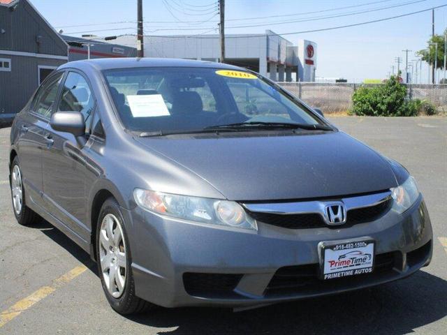 used 2010 Honda Civic car, priced at $7,995