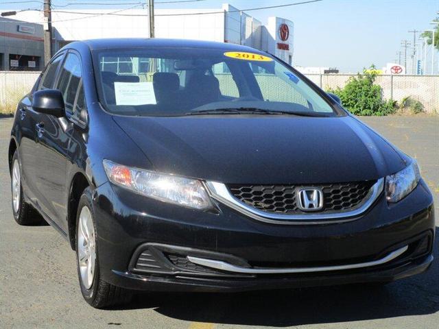 used 2013 Honda Civic car, priced at $9,995