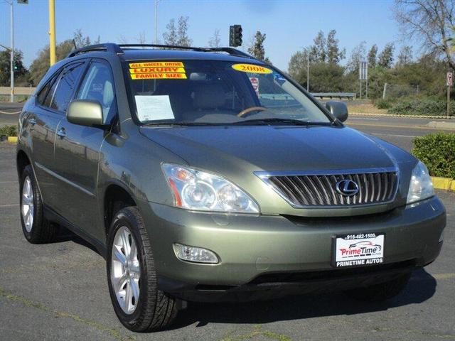 used 2008 Lexus RX 350 car, priced at $10,995