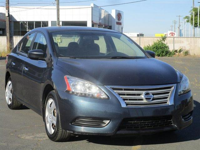 used 2013 Nissan Sentra car, priced at $8,995