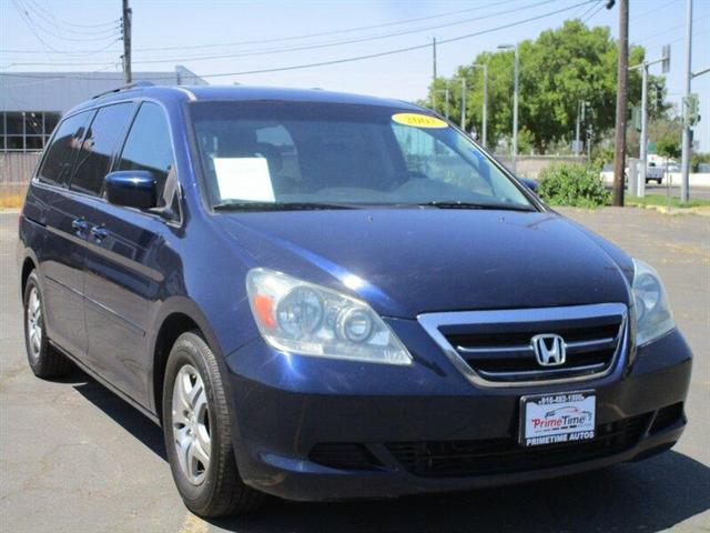 used 2007 Honda Odyssey car, priced at $7,995