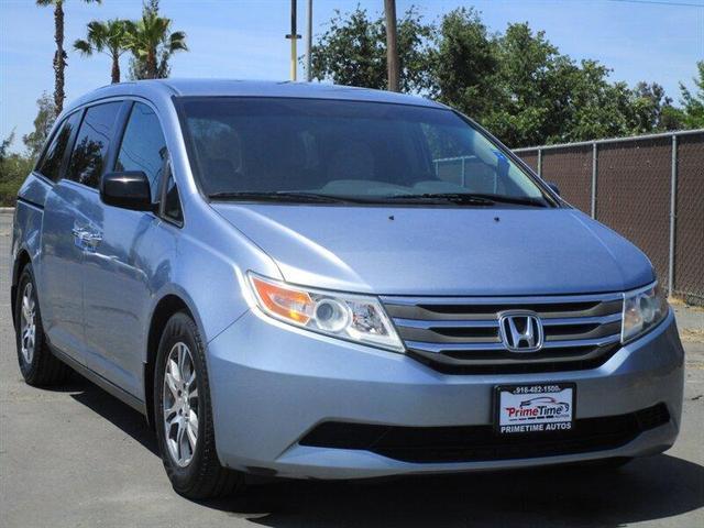 used 2011 Honda Odyssey car, priced at $11,995