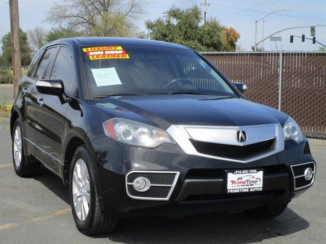 used 2011 Acura RDX car, priced at $11,995